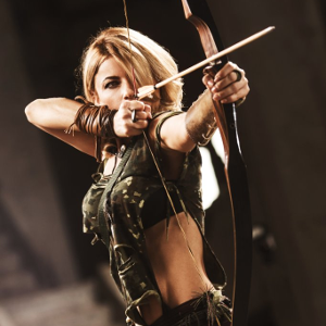 female-archer